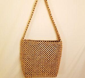 The Sak wooden bead handbag in excellent condition